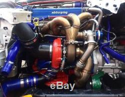 Vauxhall Astra vxr Nortech V Band Exhaust Manifold Z20 LEH Z20 LET
