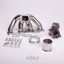 Vauxhall C20Ze C20Ne 8V 2,0 Turbo Manifold Exhaust T25 Astra F Vectra B