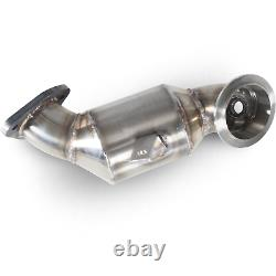 Vauxhall Corsa D 1.4 Turbo BLK Edition 12-15 Scorpion Exhaust Downpipe Catalyst