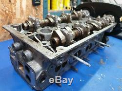 Vauxhall Cylinder Head & Inlet Exhaust Camshafts 1.6 Petrol Z16xep 24461591