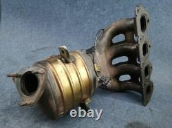 Vauxhall Zafira B (A05) 1,8 Catalytic Converter Particle Filter