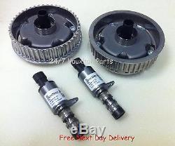 Vauxhall Zafira B Exhaust & Inlet Camshaft Gear Actuators & Solenoids 1.6 1.8